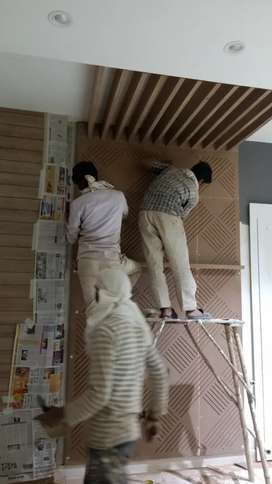 Home carpenter work