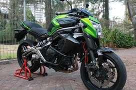 Kawasaki 650 ER6/ER6N With Projee
