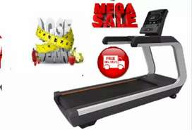 Treadmill with 5 hp Ac motor at affordable price in india