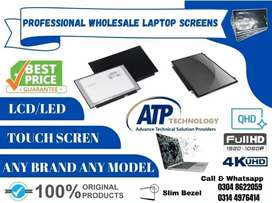 Laptop LCD/LED screen Available