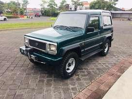 Daihatsu Feroza Megatop 1996 plus wins 13000 LBS kondisi bagus buc