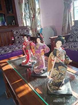 Binoke gesha jepang