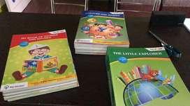 Branded preschool booksets