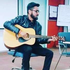 Guitar with Singing Classes