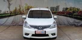 Nissan Grand Livina XV 1.5 2014 Matic Putih Metalik