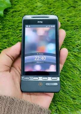 HTC Hero Hp android Os pertama 1.5 cupcake mulus original unik langka