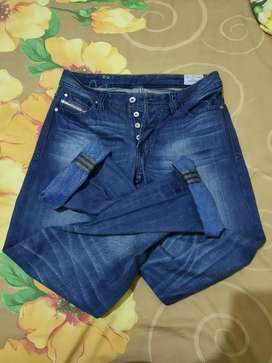 celana jeans ADIDAS X DIESEL original made ini n Romania size 32