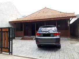 Dijual Rumah Kayu Jati Baru 4 Kamar dkt Jalan Damai Dkt UII Jakal, UGM