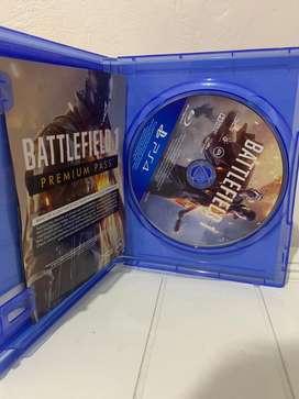 Kaset battlefield 1 PS4