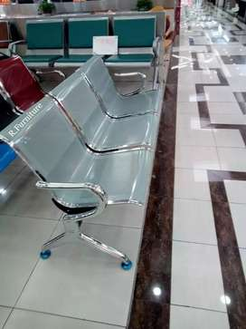 Imported three seated bench - Contact us for office tables sofa chairs