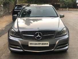Mercedes-Benz New C-Class C 200 AVANTGARDE, 2012, Petrol