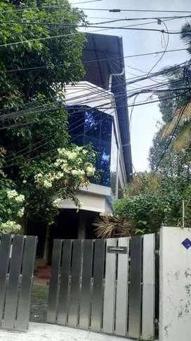 Commercial cum residential building Palarivattom Ernaklulam Kochi