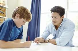 Qualified Home tutor available from class play to Matric