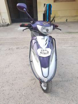 WELL MAINTAINED SCOOTY PEP+  FOR SALES
