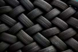Only 20% to 30% Used Tyres for all Cars and Bikes