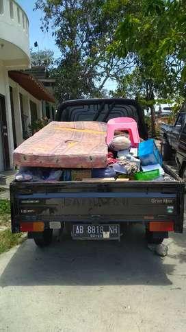 Jasa angkut barang dalam luar kota Anto