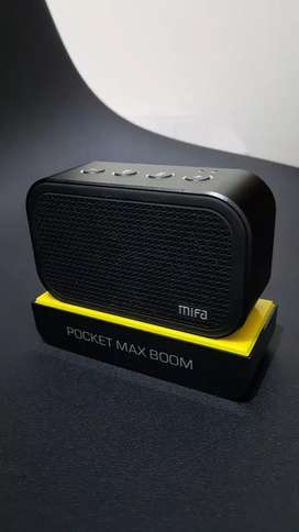 MiFa M1 Portable Bluetooth Speaker with Micro SD Slot Built-in Mic