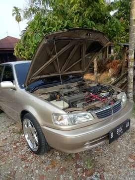 Dijual Toyota Corolla SEG 1.8, manual