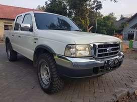 Ford Ranger 4x4 aktif 2004 pajak& kir hidup cakep