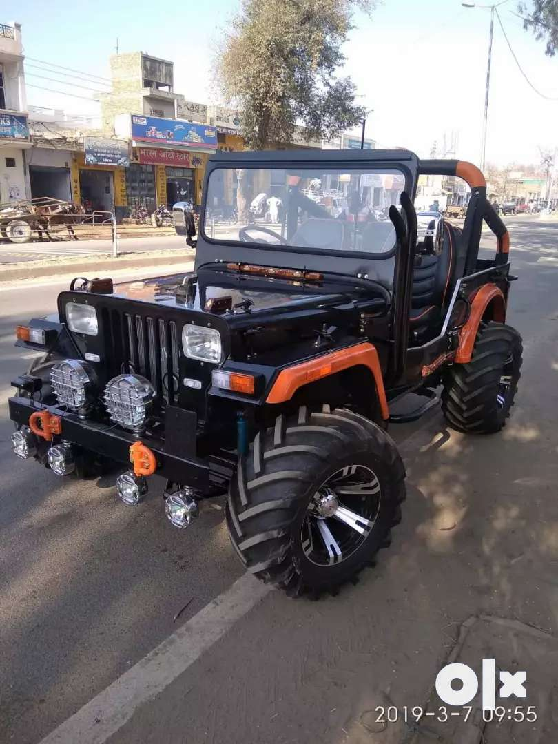 Gora Jeep modify 0