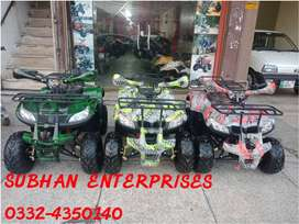 Latest Durable & Powerful Engine Atv Quad 4 Wheels Deliver In All Pak