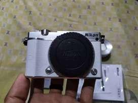 Nikon 1 j5 kamera