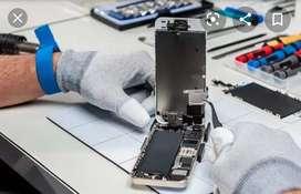 Mobile repair and software upgrade