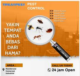 Fogging Anti Rayap Pest Control jombang Fumigasi