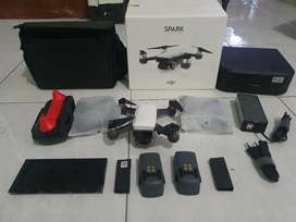 DJI Spark Fly More Combo - Second terawat