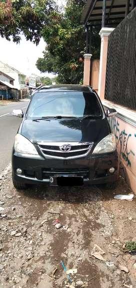 Toyota avanza tipe g 2008