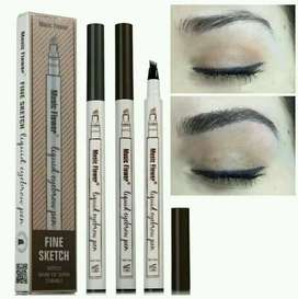 Music Flower Liquid Eye Brow Tato