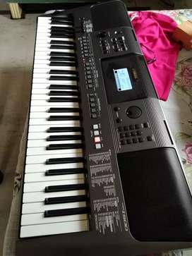 keyboard music class