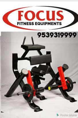 Call Us For All Commercial Gym Setup