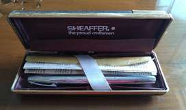 Pulpen Lama Jadul Kuno Sheaffer & Box Original