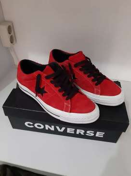 Converse dark one star red 45th anniversary