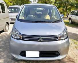 Mitsubishi Ek Wagon On Easy Installment