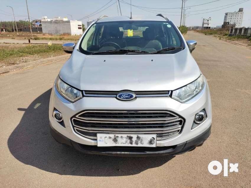 Ford Ecosport Titanium 1.0 Ecoboost Plus, 2014, Diesel 0