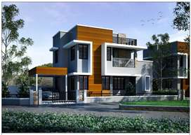 Affordable Premium Villa For Sale | Shornur Highway, Vaniyamkulam Town