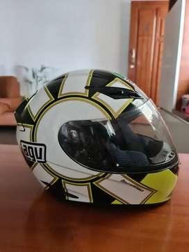 AGV K3 VR46 Gothic Helmet
