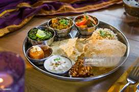 Cook required south Indian and all typ cooking