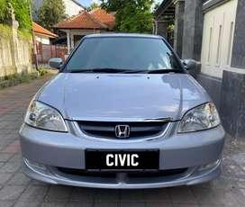 Honda Civic VTIS 1.7 Silver Metalic Last Edition
