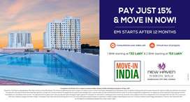 Flexible-Finance-Schemes Mambakkam, Ready to Move