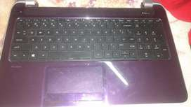 Hp Laptop core i3 Touch screen