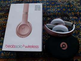 Beast Audio solo 3 wireless special edition
