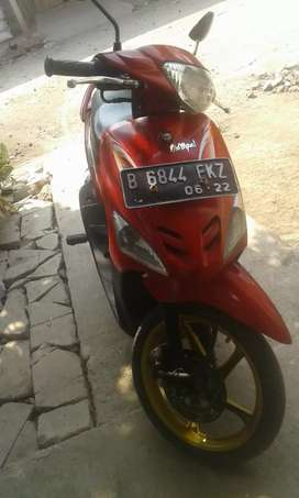 yamaha mio sporty th 2007
