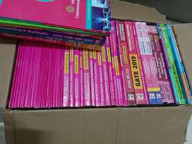 MADE EASY 64 Postal Books Set for ESE+GATE+PSU of Electronics Engg