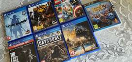 PS4 Games in Best Condition and Best price