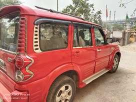 Mahindra Scorpio 2006 Diesel 180000 Km Driven sale the car in  180000