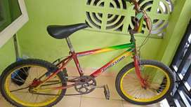 Sepeda BMX uk 20