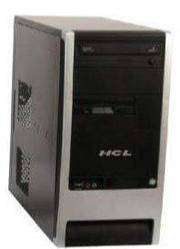 old hcl i5 cpu 4gb ram 320 gb hardisk rs 7500
